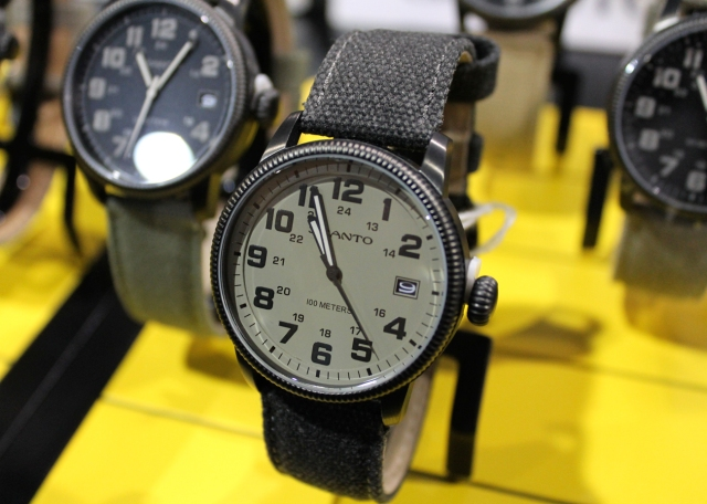 Szanto Field Watch