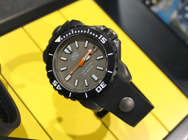 Szanto Dive Watch