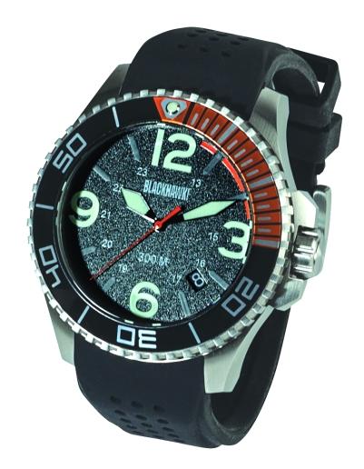 BLACKHAWK! Deep Sea Operator Watch