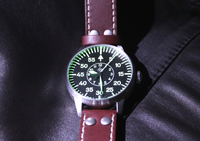 Laco B-Uhr Navigator's Watch