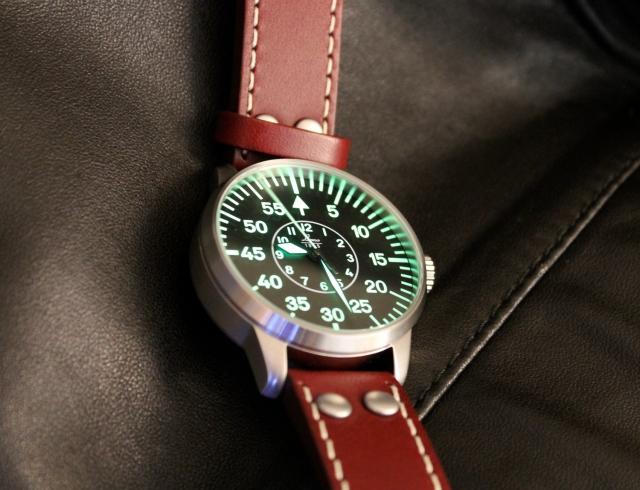 Laco B-Uhr Watch