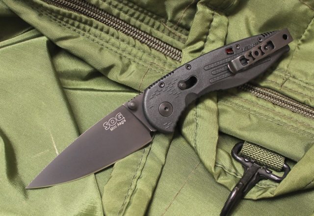 SOG Mini Aegis Review
