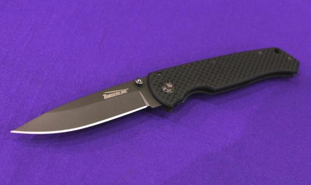 Timberline Vallotton Kickstart Steel Blade