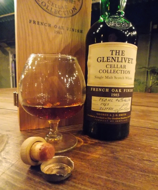 Glenlivet French Oak Finish 2