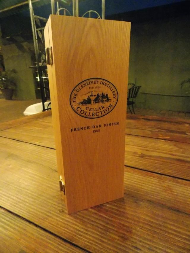 Glenlivet French Oak Finish 4