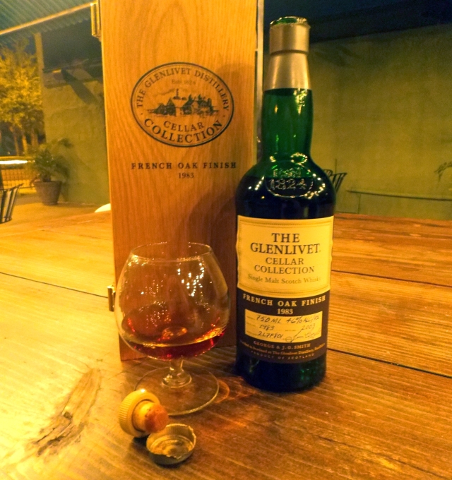 Glenlivet French Oak Finish