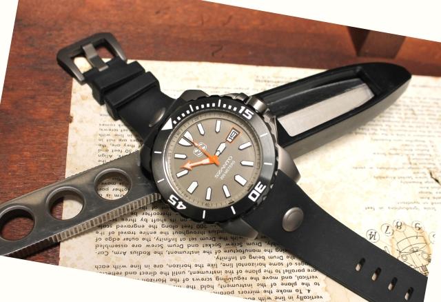 Szanto 5000 Series Dive Watch