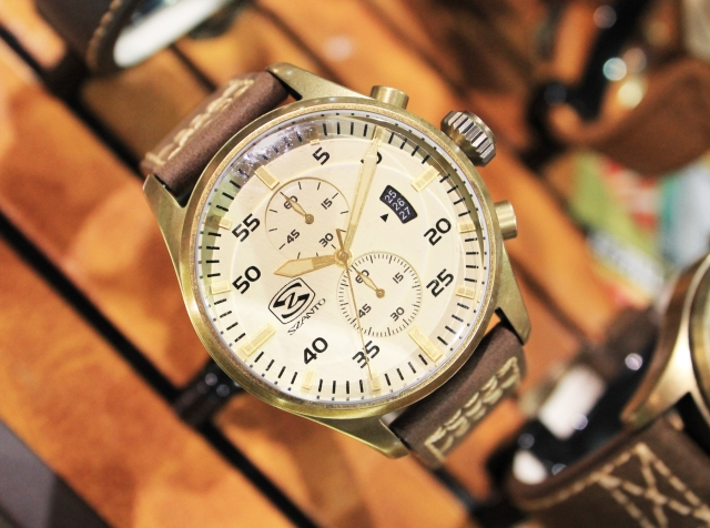 Szanto Gold Chrono