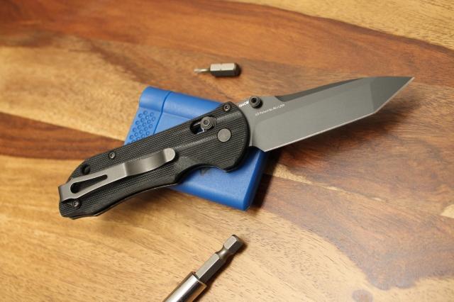 Benchmade Stryker 904SB Reverse