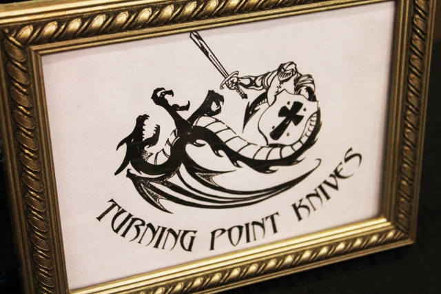 Turning Point Knives Logo