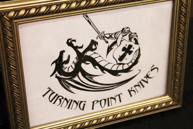 Turning Point Knives Logo