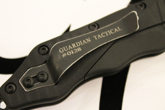 Guardian Tactical clip
