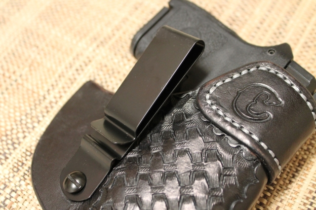 Shooting Creek Holsters clip