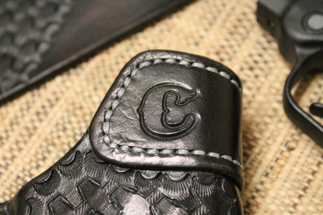 Shooting Creek Holsters detail