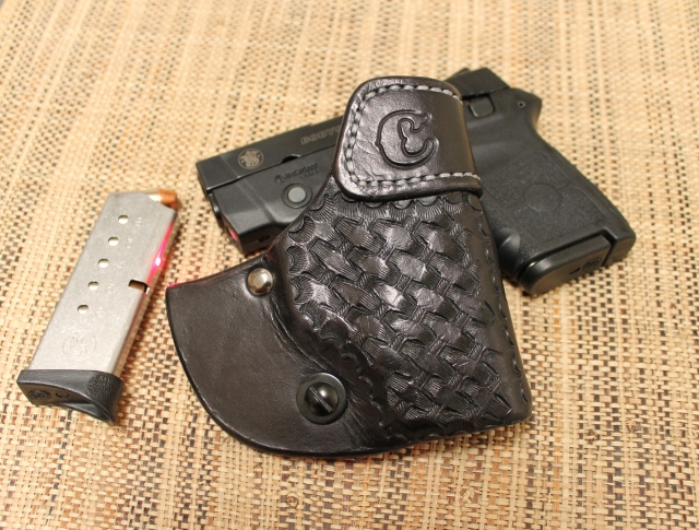 Shooting Creek Holsters laser