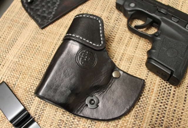 Shooting Creek Holsters reverse