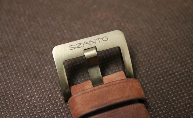 Szanto 4102 buckle