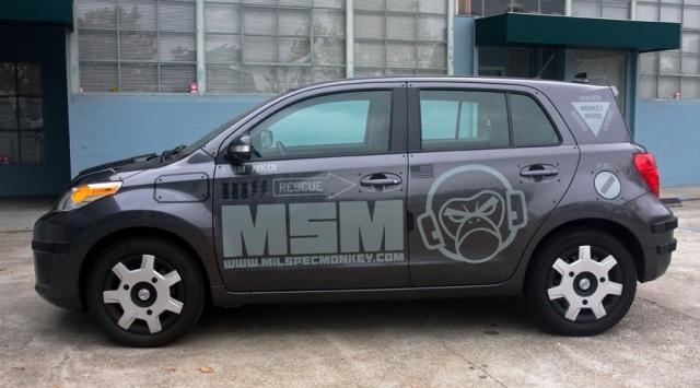 MSM Monkey Mobile