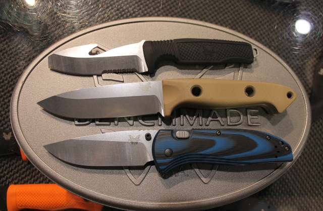 Benchmade SHOT 2015 3