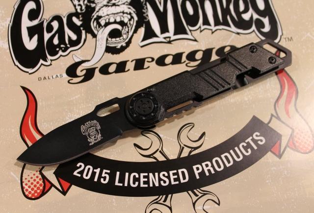 Timberline Gas Monkey black