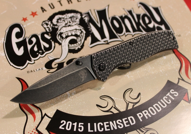 Timberline Gas Monkey folder