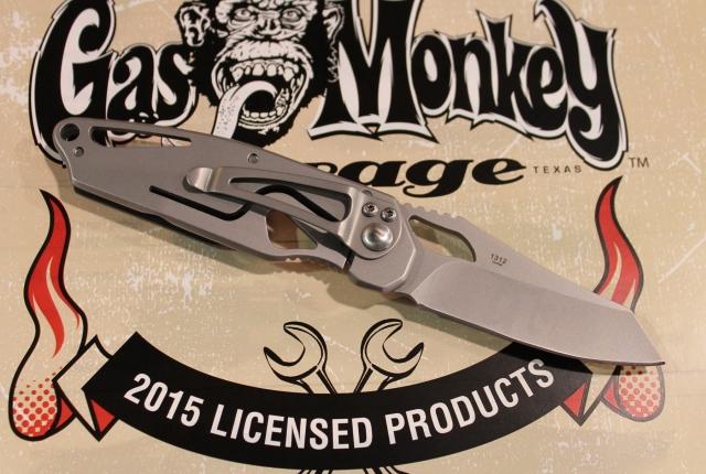 Timberline Gas Monkey reverse