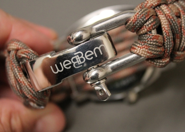 weBBem shackle and buckle
