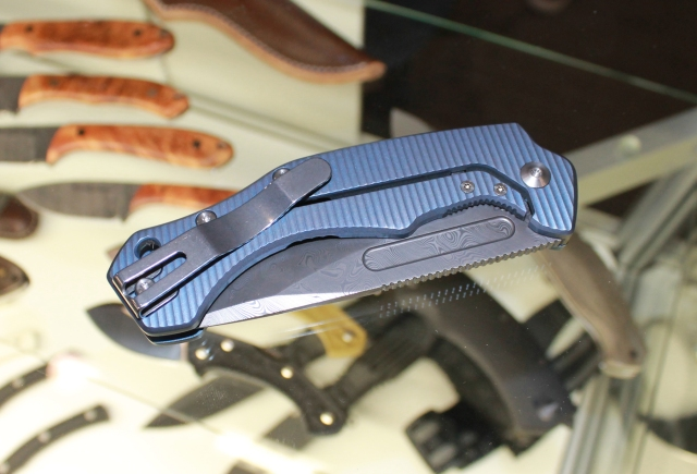 Fox Knives FX520 closed clip