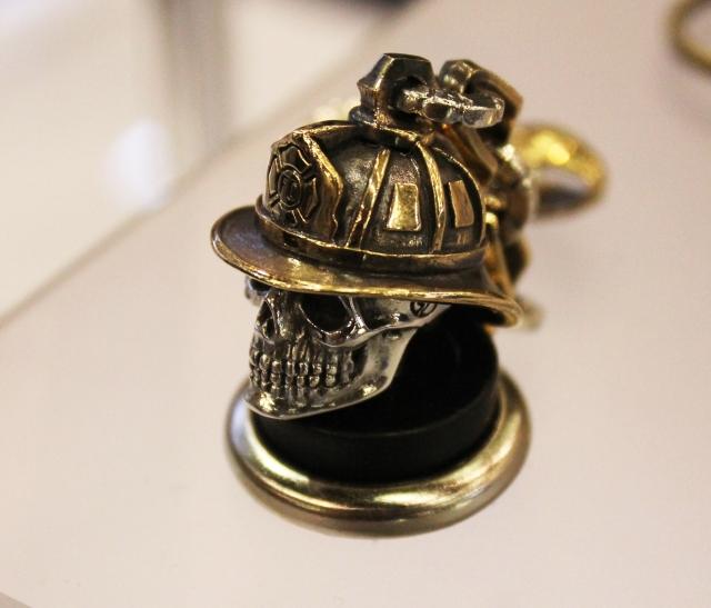 GD Skulls Fireman skull