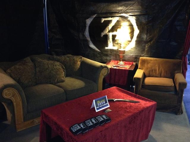 Zombie Tools lounge