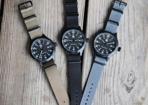 Smith & Bradley Springfield Watch