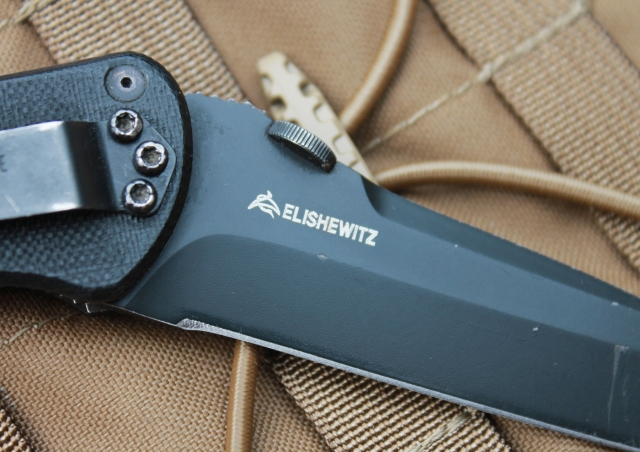 Benchmade 901BT Elishewitz