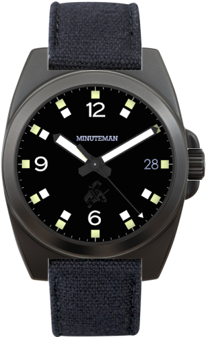 Minuteman Independence PVD