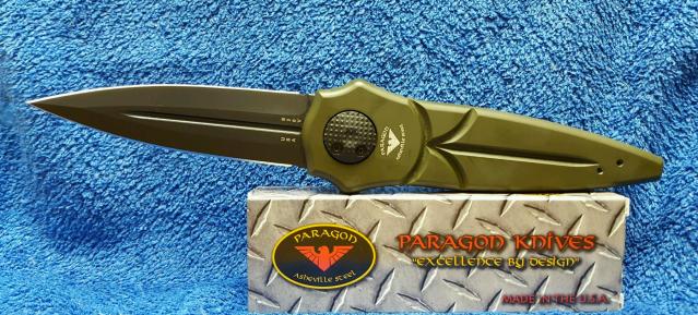 Paragon Warlock Green